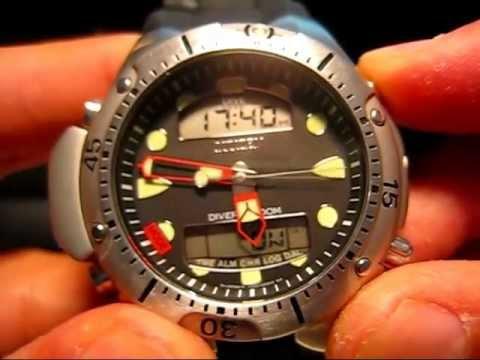 3bbbdf15aeb relogio citizen promaster diver aqualand 2 200m crono. Carregando zoom.