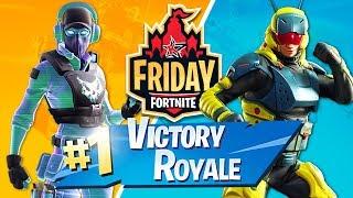 Friday Fortnite $20,000 Tournament!