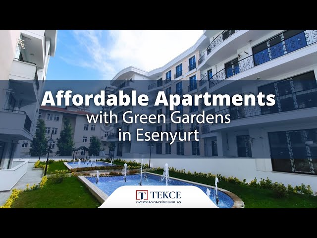 Key Ready Apartments Close to All Amenities in Istanbul