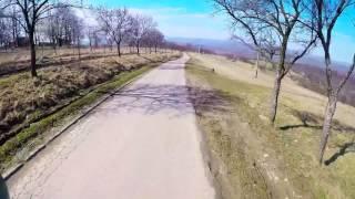Domașnea - Cănicea cu bicicleta(culmea Cernii Vârf - Banatul Montan)