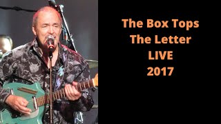 The Box Tops   The Letter LIVE   Happy Together Tour, Albany, NY  06/17/17