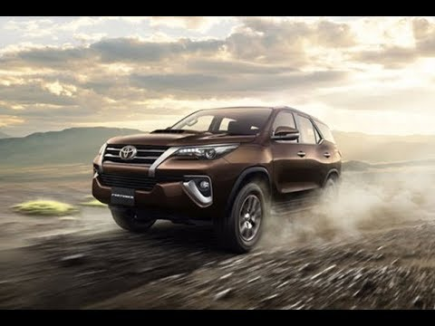 All New Fortuner 2018 - 4x4 Off Road Review
