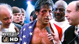ROCKY IV Clip - Speech (1985) Sylvester Stallone by JoBlo HD Trailers