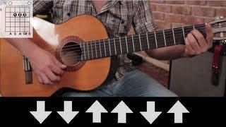 """Como tocar """"La Célula Que Explota"""" de Caifanes - Tutorial Guitarra (HD)"""