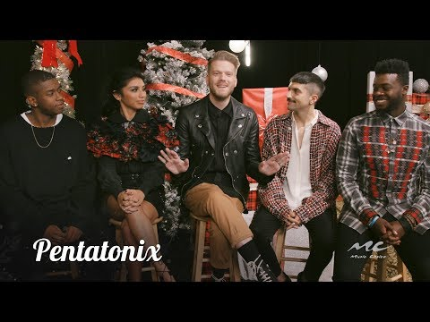 Pentatonix Share Holiday Memories
