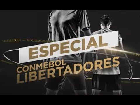 ESPECIAL CONMEBOL LIBERTADORES 2020
