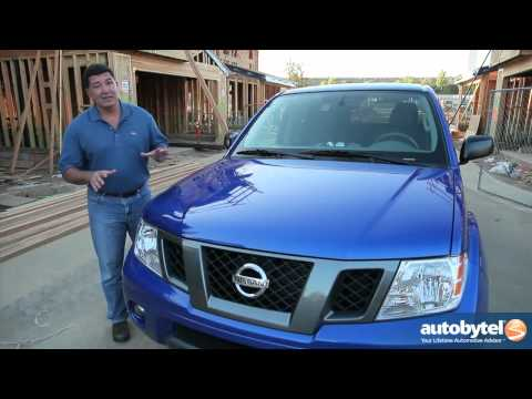2012 Nissan Frontier: Video Road Test & Review