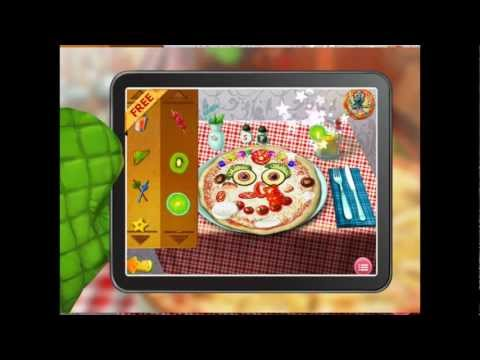 Video of Pizza Maker Crazy Chef Game