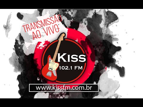 FILHOS DA PÁTRIA - KISS FM  (( TRANSMISSÃO AO VIVO ))