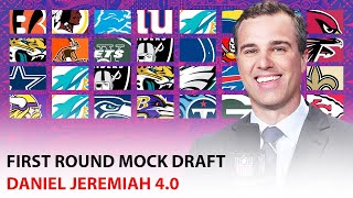 Daniel Jeremiah gives his final mock draft ahead of the 2020 NFL Draft.   Check out our other channels: Para más contenido de la NFL en Español, suscríbete a https://www.youtube.com/nflenespanol NFL Fantasy Football https://www.youtube.com/nflfantasyfootball NFL Vault http://www.youtube.com/nflvault NFL Network http://www.youtube.com/nflnetwork NFL Films http://www.youtube.com/nflfilms NFL Rush http://www.youtube.com/nflrush NFL Play Football https://www.youtube.com/playfootball NFL Podcasts https://www.youtube.com/nflpodcasts  #NFL #Football #AmericanFootball #NFLDraft