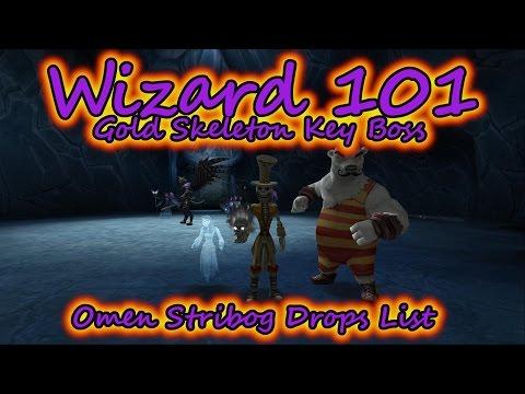 Wizard101: Omen Stribog Drops List - With Olivia Stormcloud