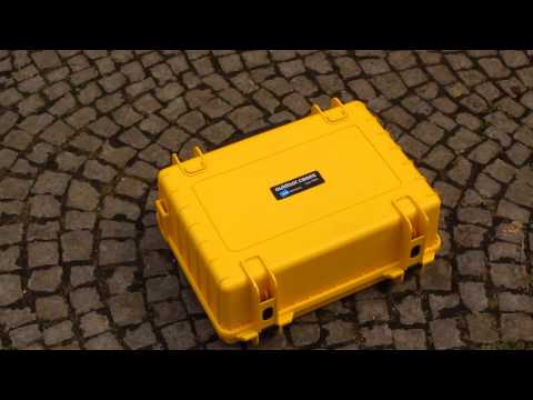 Outdoor-Koffer von B&W im Härtetest Deutsch / German ►►notebooksbilliger.de