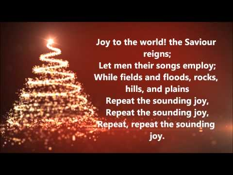 Epiphany Day 8 Joy to the World