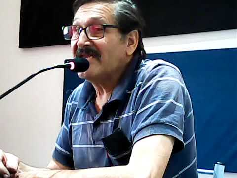 En estudios  el Profesor Segundo Garay  Por motivo de cumplirse otro año mas del fallecimiento del Dr  Raul Alfonsin