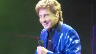 Barry Manilow  Wembley Arena 13th May 2014 - Sweet Heaven