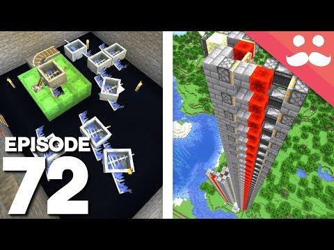 Minecraft Project Ozone 3 E35 - LA MINI SMELTERY download