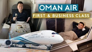 World's Most Underrated First and Business Class – Oman Air