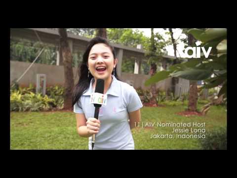 ASIA INDIE VIDEO (AIV NOMINATED HOST 11) JESSICA LONA