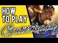 Gatotkaca Guide Mobile Legends