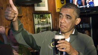 Пьяные президенты. Мировым лидерам тоже надо расслабляться
