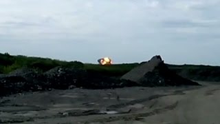 Malaysia Airlines Crash: Video Shows The Moment MH17 Crashed