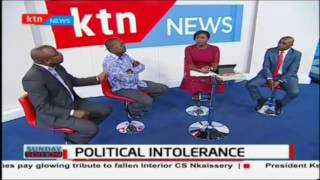 Political Pages: Campaigns have not been working well for both Jubilee and NASA recently