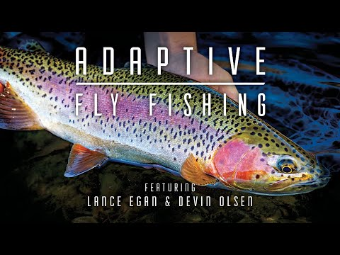 Adaptive Fly Fishing TRAILER - Strategies for Targeting Diverse Water Types - Instructional Film
