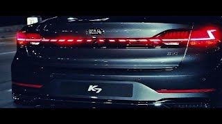 2020 Kia Cadenza/K7 Premier - interior Exterior and Drive (radical sedan)