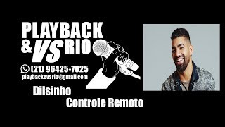 Controle Remoto   Dilsinho   Karaoke