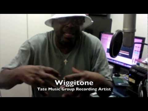 Tate Music Group recording Artist - Wiggitone