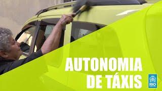 Boas Histórias: autonomia é liberdade para taxista auxiliar, como dona Mariza