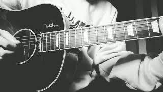 Bibio The Ephemeral Bluebell Guitar Cover