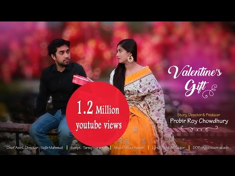 """Valentines Gift"" Valentines day Natok 2017 Ft. Jovan & Safa (HD Official Master Copy)"