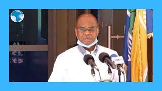 Kilifi Governor Amason Kingi  speaks on regional containment