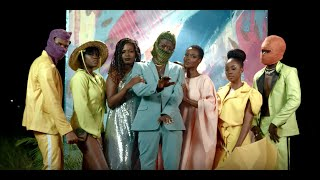 Stonebwoy   Take Me Away Ft. KiDi & Kuami Eugene (Official Video)