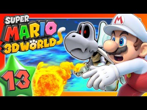 Die Wahrheit über den Stampfsprung 🐱 SUPER MARIO 3D WORLD Part 13