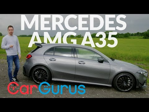 2019 Mercedes-AMG A35 Review: Is it better than a VW Golf R? | CarGurus UK