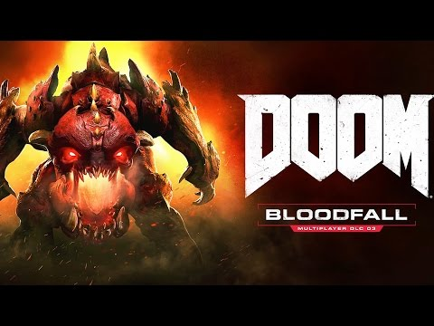 DOOM – Bloodfall Launch Trailer thumbnail