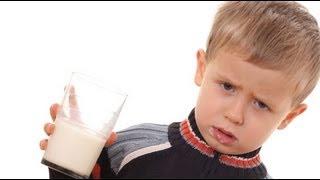 Cuando la leche no gusta o es indigesta