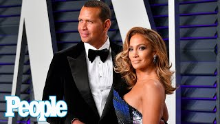 Jennifer Lopez Ultimately Ended Engagement to Alex Rodriguez Because She Couldn't Trust Him | PEOPLE