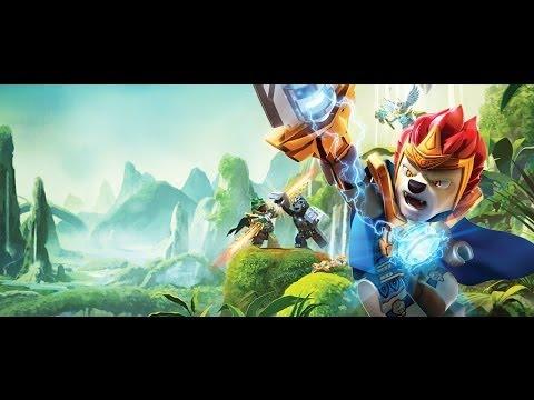 Vidéo LEGO Jeux vidéo PSVLLOCLVL : Lego Legends of Chima: Le Voyage de Laval PS Vita