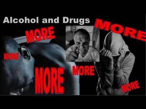 Cura di znakharsky di alcolismo