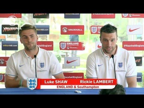 Lambert & Shaw: 'A dream come true' | Press Pass