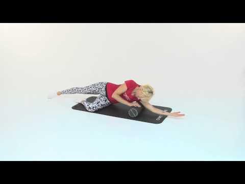 Fitnes valj Core Roller S