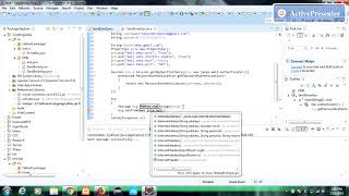 Send an email using Java Mail Api || By Coding Adda