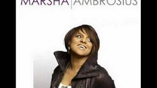 Marsha Ambrosius ft Sterling Simms - when u want NEW SONG