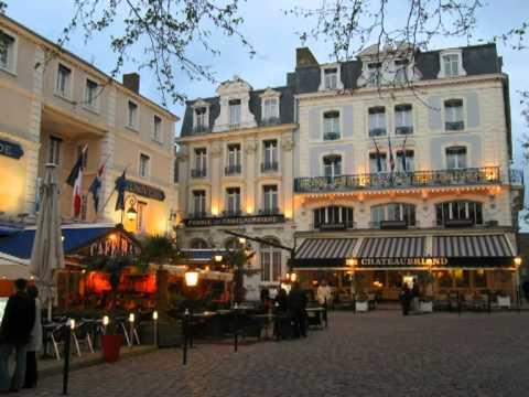 Saint Malo - City Tour - Tourisme- Franc