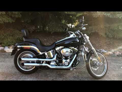 2001 Harley-Davidson FXSTD/FXSTDI Softail® Deuce™ in Muskego, Wisconsin