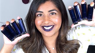 NEW Maybelline LOADED BOLDS Lipsticks ♥ Review & Lip Swatches!