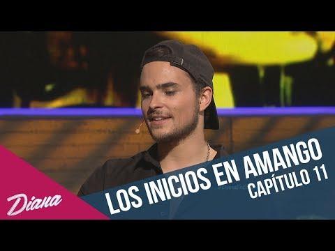 Los inicios de Augusto Schuster en la televisión | Diana | Capítulo 11